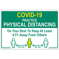 Practice Physical Distancing D1