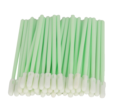 Small Head Foam Swab
