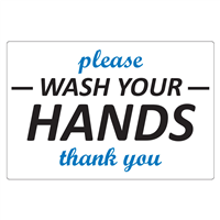 Please Wash Your Hands D1